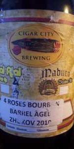 Marshal Zhukov's Imperial Stout - 4 Roses Bourbon Barrel Aged