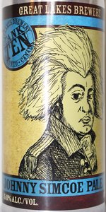 Great Lakes Johnny Simcoe