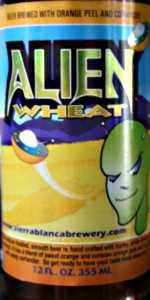 Sierra Blanca Alien Wheat