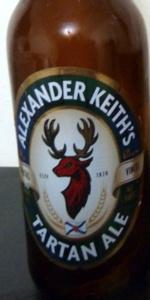 Alexander Keith's Tartan Ale