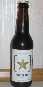 Brewers Reserve Winter Ale