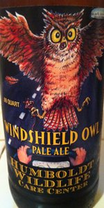 Windshield Owl Pale Ale