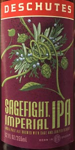 Sagefight Imperial IPA