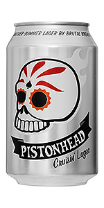 Pistonhead Cruisin' Lager