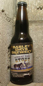 Working Man's Stout