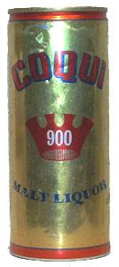 Coqui 900 Premium Malt Liquor