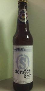 Scratch Beer 43 - 2011 (IPA Hopped With Bravo, Chinook And Cascade)
