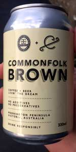 Mornington Peninsula Brown Ale