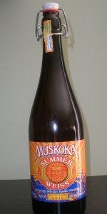 Muskoka Summer Weiss