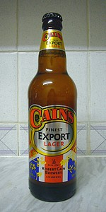 Cains Finest Export Lager