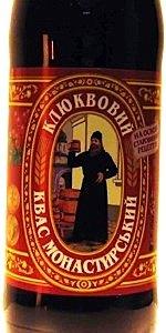 Monastyrskiy Cranberry Kvas