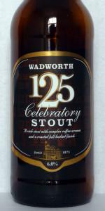 125 Celebratory Stout