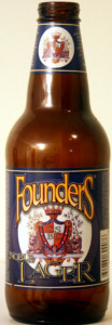 Founders Noble Lager