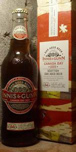 Innis & Gunn Canada Day 2011 Edition