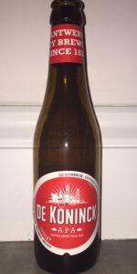 De Koninck APA (Antwaarpse Pale Ale)