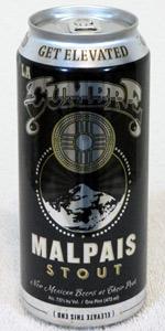 Malpais Stout