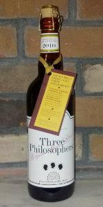 Bourbon Barrel Aged Three Philosophers (Buffalo Trace)