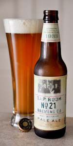 Tap Room No. 21 Pale Ale
