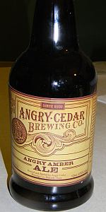Angry Amber Ale
