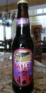 Broad Street Barley Wine