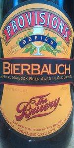 Provisions Series: Bierbauch