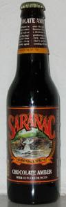 Saranac Chocolate Amber Lager
