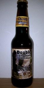Oscar's Double Chocolate Oatmeal Stout