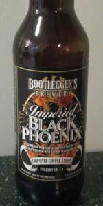 Imperial Black Phoenix (Bourbon Barrel Aged)