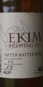 After Battle Pale