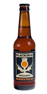 Organic Goldeneye Pale Ale