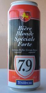 Bière Blonde Spéciale Forte