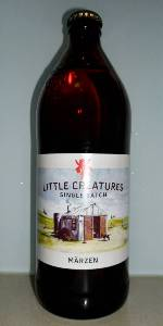 Little Creatures Marzen