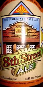 8th Street Pale Ale