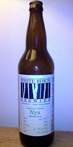 White Birch Nyx