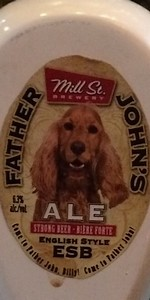 Mill Street Father John's Ale