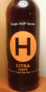 Citra Hops (Single Hop Series)