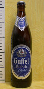 Gaffel Kölsch Light