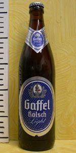 Gaffel Kölsch Light