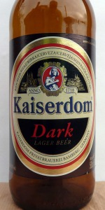 Dark Lager Beer
