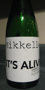 It's Alive - White Wine Barrel Aged