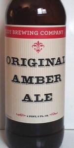 Original Amber Ale
