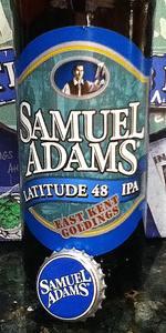 Samuel Adams Latitude 48 Deconstructed IPA - East Kent Goldings