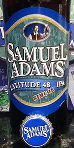 Samuel Adams Latitude 48 Deconstructed IPA - Simcoe