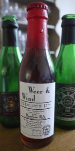 Weer & Wind - Bourbon BA