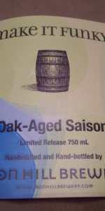 Oak-Aged Saison De Sorachi