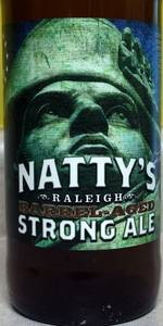 Natty's Raleigh Barrel-Aged Strong Ale
