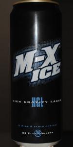 M-X Ice