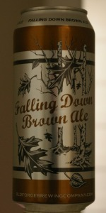 Falling Down Brown Ale