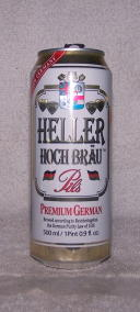 Karlsberg Heller Hoch Brau Pils
