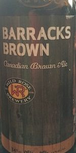 Barracks Brown